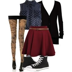 Clara Oswald Not entirely sure what episode this is supposed to be from, but I like it! Geek Chic Fashion, Fashion Tv, Winter Fashion Outfits, Doctor Who Outfits, Fandom Outfits, Casual Cosplay, Cosplay Outfits, Clara Oswald Fashion, Fandom Fashion