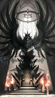 Corviknight, the guardian of the Galar Throne - Pokemon Ideen Pokemon Fan Art, Mega Pokemon, Pokemon Comics, Pokemon Stuff, Tous Les Pokemon, Arte Gundam, Photo Pokémon, Marshmello Wallpapers, Pokemon Pictures