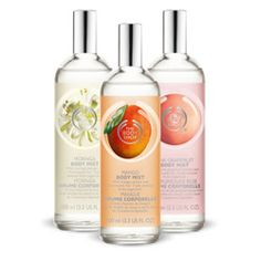 The Body Shop Mists