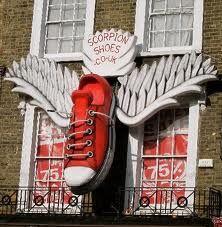 Colourful Camden Shopfronts