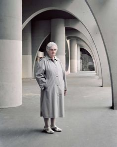 senior citizens in housing projects (laurent kronental)
