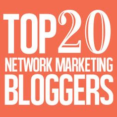Top 20 Network Marketing Bloggers