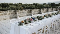 Cobblestones and olive-groves were quite the backdrop for Dave and Adrienne's Puglia wedding, and Damien Milan captured every charming detail. Venue Masseria Alchimia, Puglia, South Italy