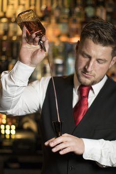 Bar Drinks, Bonsai, String Garden