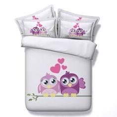 #Owls #Birds #Design #Duvet #Duvets #Bedding #Beds #Home #Bedroom #Lovebirds #Birdlover #Birdwatching #Loveanimals #Cute