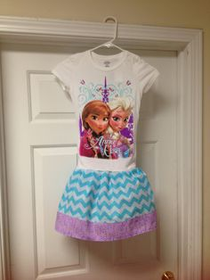 Ship in two day  snow queen Frozen sisters by CrystalsExpressions, $43.00