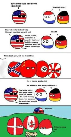 Histories next new bad guy Blagues Stupides Histories next new bad guy Hetalia, Best Funny Pictures, Funny Images, Red Guy, Country Art, Funny Comics, Funny Jokes, Hilarious, Fun Facts