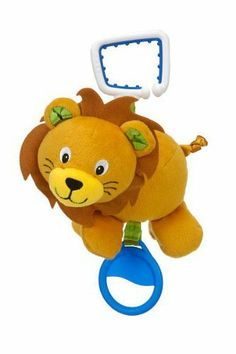Baby Einstein Melody Makers - World Collection Lion by KIds II. $12.86. The adorable Lion Melody Maker from Baby Einstein will delight baby while on the go. This plush friend plays world music melodies and nature sounds when you pull the handle. The signature Baby Einstein link clips your Melody Maker easily to any carrier, car seat, or stroller bar. The Baby Einstein Traveling Melodies Friends Lion features: Entertains your child with world music melodies and nature sound...