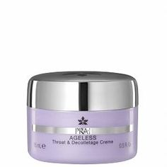 Prai - Ageless Throat & Decolletage Day Cream for Women Ageless Cream, Cosmetic Labels, Grape Seed Extract, Vitis Vinifera, Double Chin, Best Anti Aging, Anti Wrinkle, Beauty Routines