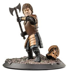 Game of Thrones Limited Edition Tyrion Statue – Battle Of Blackwater