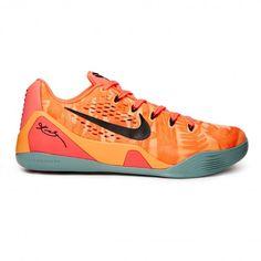 Nike Kobe Ix Low 646701-880 Sneakers — Basketball Shoes at CrookedTongues.com Nike Tights, Nike Heels, Sneakers Nike, Adidas Shoes Outlet, Nike Shoes Cheap, Nike Air Max 87, Nike Runners, Nike Design, Kobe Shoes