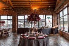 Snuffin's Catering | Historic 1625| Tacoma | Wedding | Grey | Pink | Catering