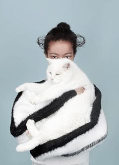 CAT WRAP | LOBKE LEIJSER — Patternity