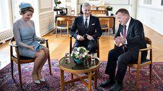De Kennedy-stijl van koningin Mathilde in Denemarken