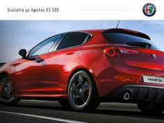 Every beginning needs more feeling. The new Giulietta at http://www.alfaromeo.gr/prosfores/autokinita.new_giulietta. #Giulietta #MondayMotivation