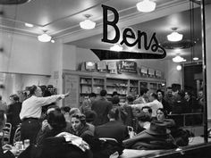 McCord Museum's new exhibition resurrects the ghosts of Montreal's famed Bens Delicatessen Quebec Montreal, Montreal Ville, Turkish Army, Modern Photographers, Canada Eh, Good Old Times, Sweet Memories, Childhood Memories, Photography Photos
