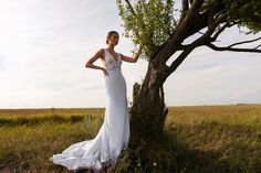 Tradition meets modernity in the FOLK bridal collection which merges traditional Hungarian folk-art shapes & design elements with Daalarna's feminine style. Bridal Dresses, Wedding Gowns, Bridal Fabric, Cotton Lace, Feminine Style, Bridal Collection, Nice Dresses, One Shoulder Wedding Dress, Campaign