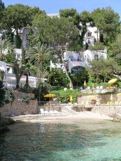 MallorcaHotelBonSolbeachview Greenest Hotel On Mallorca? Places To Travel, Places To See, Travel Destinations, Menorca, Dream Vacations, Vacation Spots, Hotel Mallorca, Spain And Portugal, Travel Aesthetic