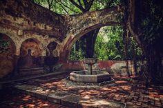 Hacienda - Hacienda San Gabriel de las Palmas - Amacuzac - Mexico