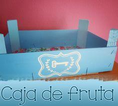 DIY: Caja de fruta