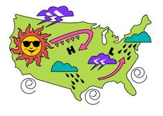 Wonderful Weather Unit for 2nd Grade Students | Libraries Impact Learning