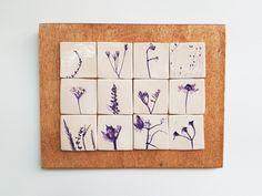 Tablou cu motive vegetale #8 | Corina Marina Ceramics Coasters, Calendar, Holiday Decor, Frame, Home Decor, Picture Frame, Decoration Home, Room Decor, Coaster