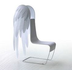 The chair that gives you wings!