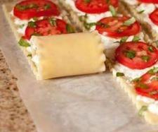 Caprese Lasagna Roll ups | Official Thermomix Recipe Community