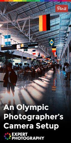 An Olympic Photographer's Camera Setup » Expert Photography