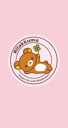 Rilakkuma #pink wallpaper - @mobile9