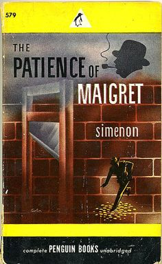 The Patience of Maigret by George Simenon