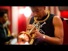 Christian Scott aTunde Adjuah 'TWIN'   Live Studio Session - YouTube