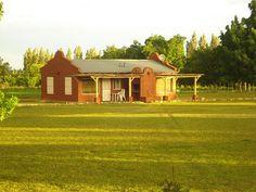modelo de casas de campo verd