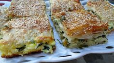Spinach and feta filo pastry, Ispanakli Borek, is amongs the recipes I demonstrate at my Turkish Online Cookery