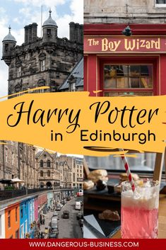 A Harry Potter Lover's Guide to Edinburgh, Scotland | Harry Potter things to do in Edinburgh #Scotland #travel #HarryPotter