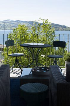 Zug House: Balcony Outdoor Furniture Sets, Outdoor Decor, Switzerland, Balcony, House, Home Decor, Zug, Decoration Home, Home