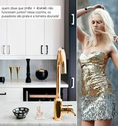 Moda + Decor ♥ METAL
