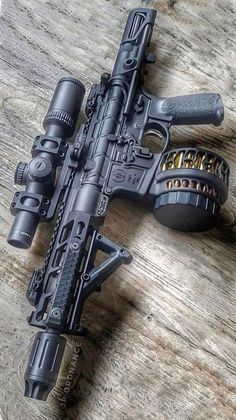 Build Your Sick Cool Custom Assault Rifle Firearm With This Web Interactive Firearm Builder with ALL the Industry Parts - See it yourself before you buy any parts. Military Weapons, Weapons Guns, Airsoft Guns, Guns And Ammo, Custom Guns, Custom Ar, Rifles, Armas Ninja, Ar Pistol