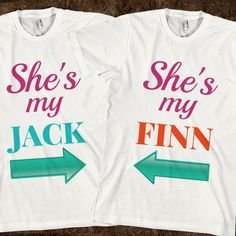 Sooooo getting these shirts Summer Couples, Cute Couples, Jack And Finn Harries, Best Friend Shirts, Friends Shirts, Sarcastic Words, Bff, Besties, Best Friendship