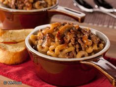 Beat the Clock Goulash - Cook up dinner in only 20 minutes!