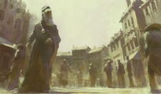 City Street - Characters & Art - Assassin's Creed: Brotherhood