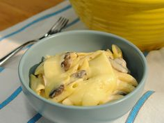 Stovetop Mac and Cheese Recipe : Katie Lee : Food Network - FoodNetwork.com