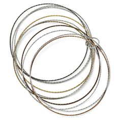 *Extra 10% off on our store plus No Shipping Charges Both Ways! Period. Leslies Sterling ... Check it out here! http://shirindiamond.net/products/leslies-sterling-silver-multi-color-bangle?utm_campaign=social_autopilot&utm_source=pin&utm_medium=pin