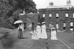 THIS IS FINDON VILLAGE - Sunny Days at the Manor of Findon for the Margessons.