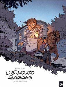 L'Envolée sauvage Tome 4 : La boîte aux souvenirs - Hamo / Galandon