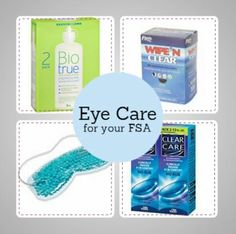 FSA Blog   Put those FSA Funds to Good Use on Year-round Eye Care