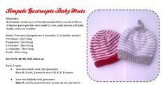 Simpele Gestreepte Baby Muts.pdf