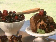 Receta: Maria Laura D'Aloisio | Brownie con frutos rojos | Utilisima