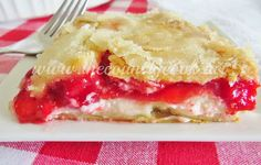 The Country Cook: Crescent Cherry Cheese Cobbler **Never with cherries but with strawberries...absolutely. #yummy