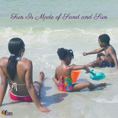 This is what family fun is made of! Beach Quotes, Bikinis, Swimwear, Fun, One Piece Swimsuits, Bikini, Bikini Swimsuit, Bathing Suits, Swimsuit